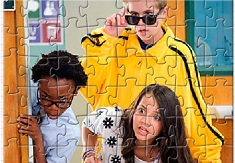100 Things To Do Before Highschool Friends Puzzle