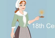 18th Century Fashion Dress up