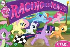 My Little Pony Racing is Magic