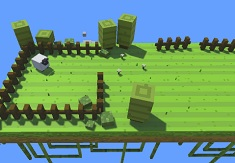 3D Barn Sheeps