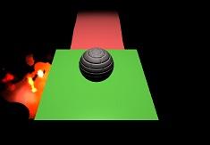 3D Lava Ball