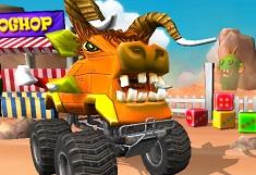 3D Monster Truck Disabled