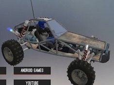 4X4 Truck Car Hill Race