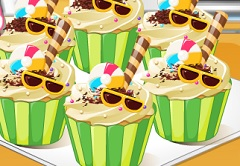 Addicted to Dessert Summer Cupcakes