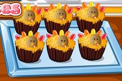 Addicted to Dessert Thanksgiving Cupcakes