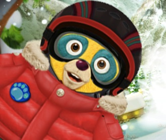 Agent Oso Christmas Decorations
