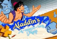 Aladdin Amazing Map