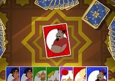 Aladdin Cards