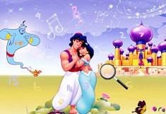 Aladdin Hidden Numbers