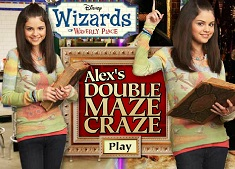 Alex Double Maze Craze