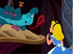 Alice and Caterpillar Puzzle