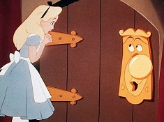 Alice and the Magic Door