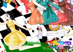 Alice Dress Up
