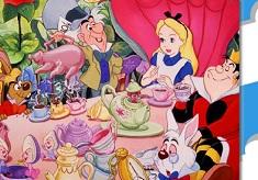 Alice in Wonderland Puzzle 3