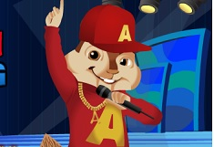 Alvin and the Chipmunks Dress Up