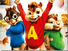 Alvin and the Chipmunks Happy Puzzle