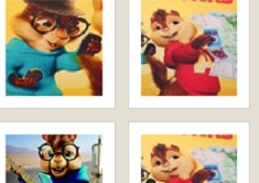 Alvin and the Chipmunks Memory