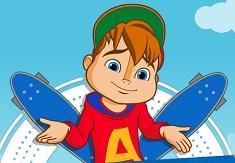 Alvin and the Chipmunks Skate