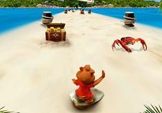 Alvin Island Adventure