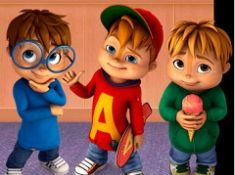 alvin and the chipmunks games online free play