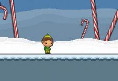 An Elf Saves Christmas