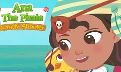 Ana The Pirate Games - Games For Kids