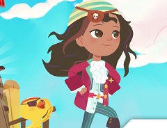 Ana The Pirate Jelly Match - Ana The Pirate Games