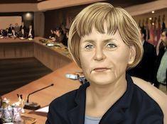Angela Merkel Make Up