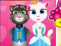 Angela Princess Cat Care