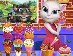 Angela Ice Cream Store