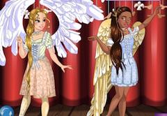 Angelic Dress Up