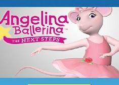 Angelina Ballerina BIG PERFORMANCE GAME complete Dance ...