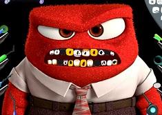 Anger Dentist Visit