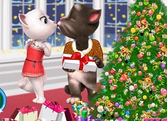 Angie Winter Fashion Tree
