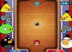 Angry Birds Air Hockey