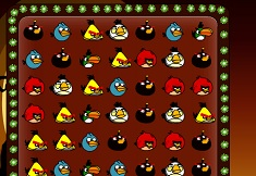 Angry Birds Bejeweled