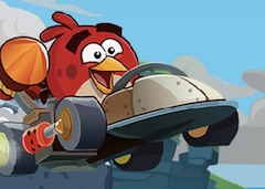 Angry Birds Cars Differences