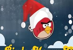 Angry Birds Christmas Game