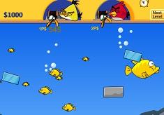 Angry Birds Double Fishing