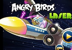 Angry Birds Laser
