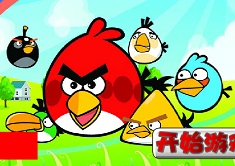 Angry Birds Letters