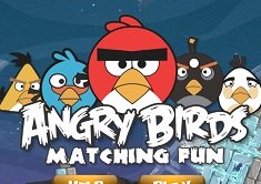 Angry Birds Matching Fun