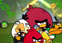 Angry Birds Maths Test