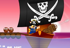 angry pirates game
