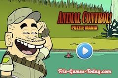Animal Control Puzzle