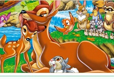 Animal Friends Rotate Puzzle