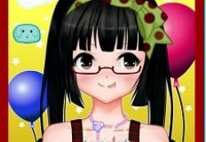 Anime Birthday Card Maker