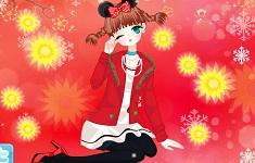 Anime Cute Style