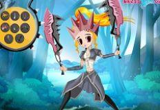 Anime Monster Hunter