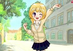 Anime School Uniforms Makeover